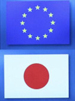 Synthèse : Japon et UE, une grande zone de libre-échange.